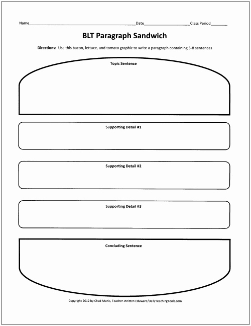 Free Paragraph Writing Worksheets Lovely 16 Best Of Free Printable Paragraph Writing