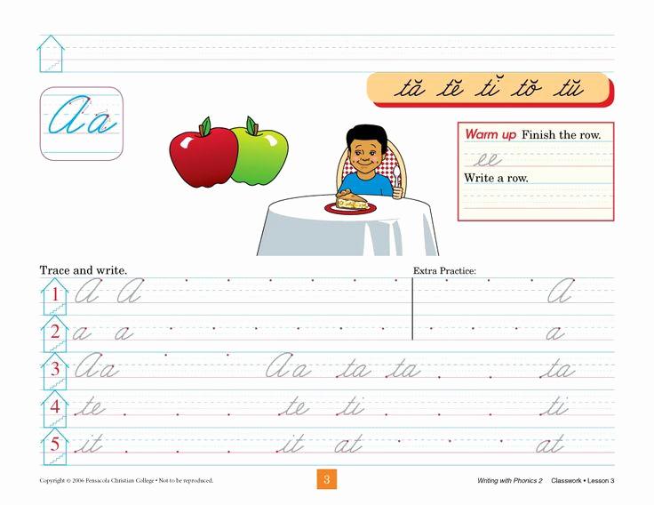 Free Printable Abeka Worksheets Beautiful Abeka Worksheets
