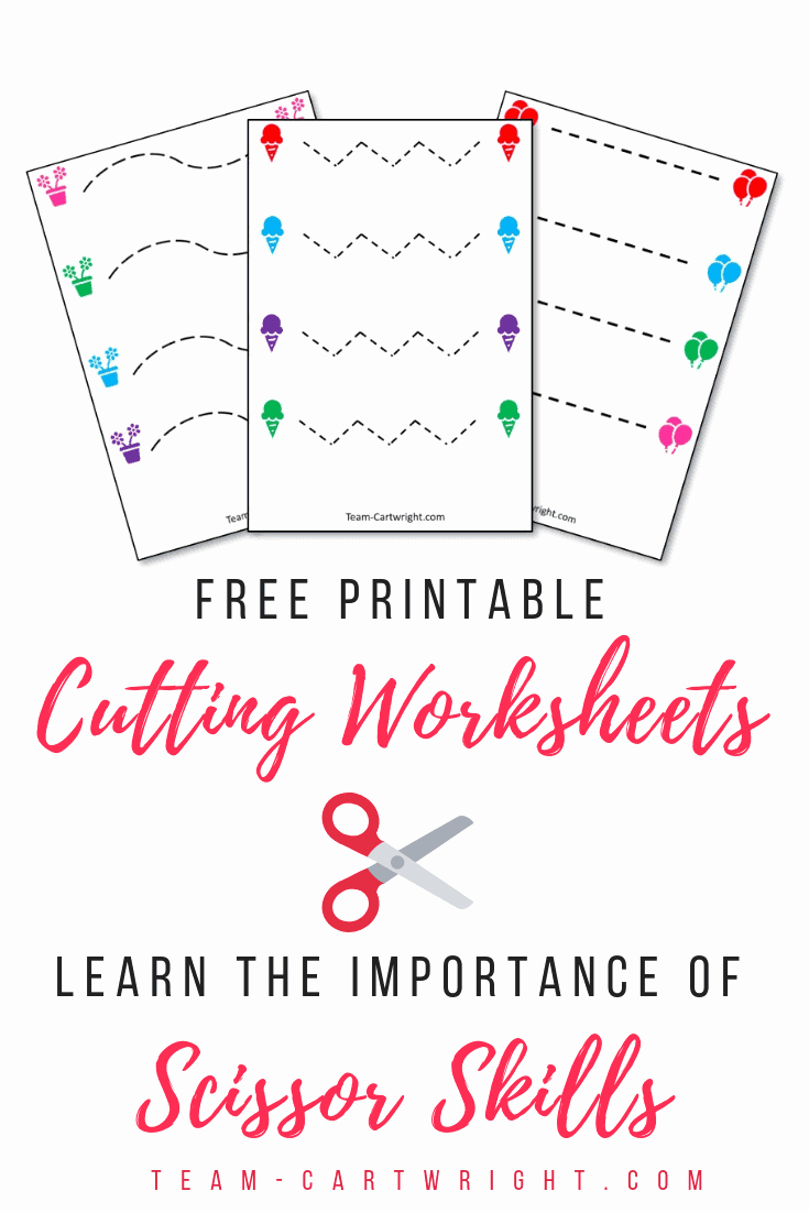Free Printable Cutting Worksheets Fresh Cutting Activities for Preschoolers Team Cartwright