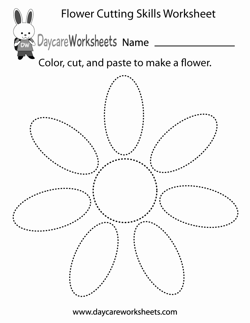 Free Printable Cutting Worksheets Lovely 14 Best Of Preschool Cutting Skills Worksheets