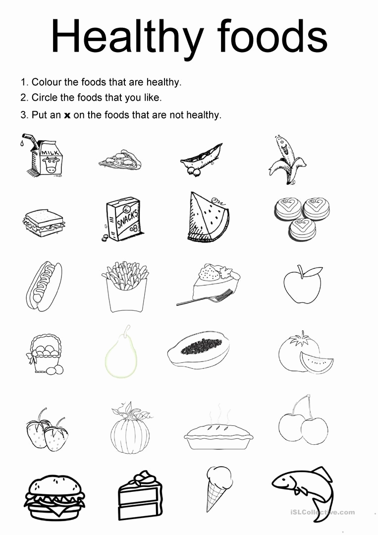 Free Printable Health Worksheets Awesome Free Printable Health Worksheets for Middle School