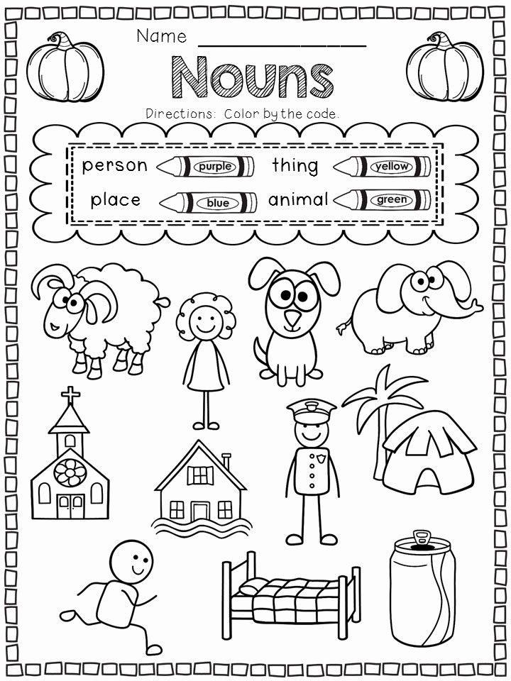 Free Proper Noun Worksheets Best Of 18 Best Of Proper Noun Worksheets for First Grade