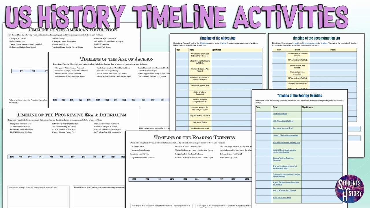 Free Us History Worksheets Best Of Free American History Worksheets for High School