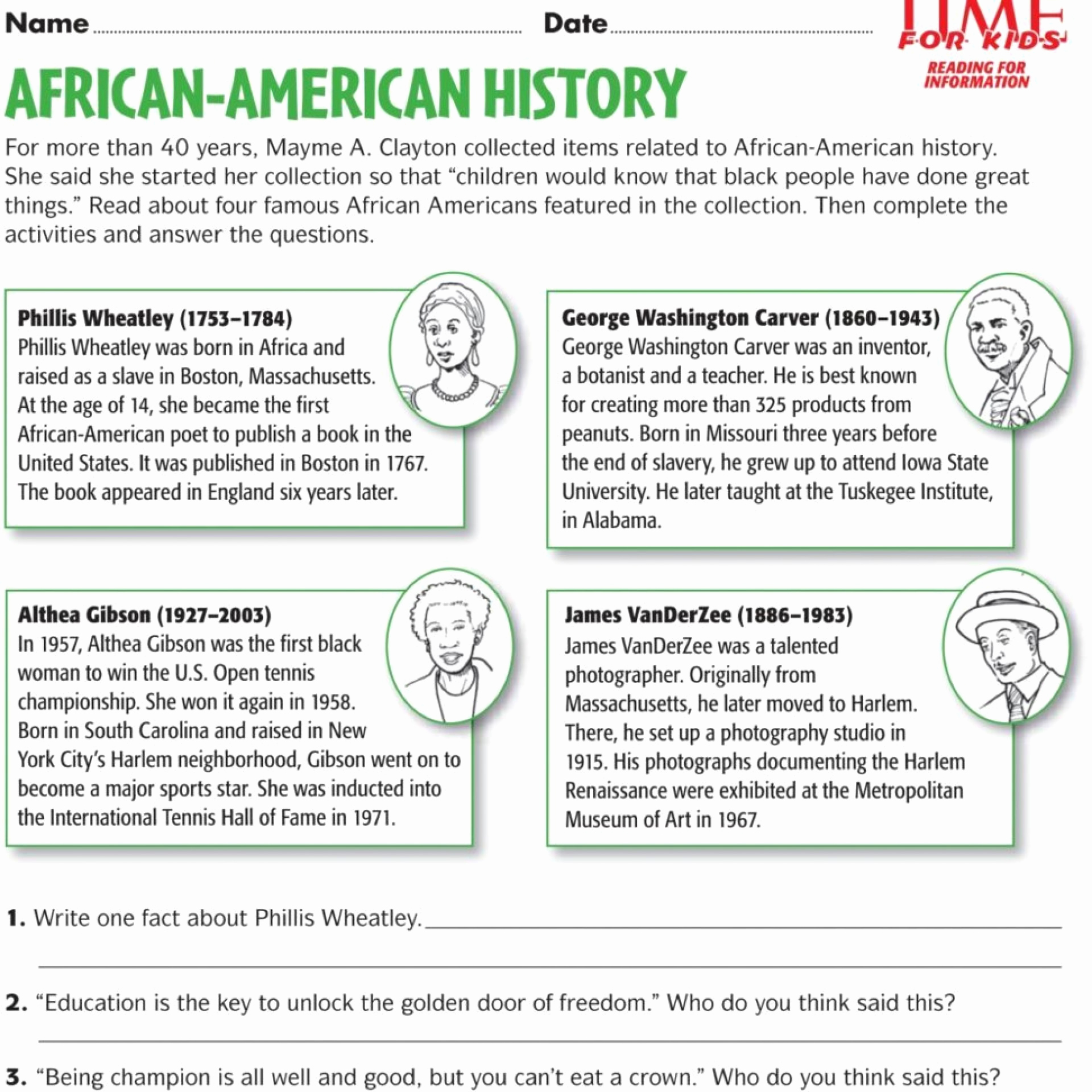 Free Us History Worksheets Luxury Free Printable Us History Worksheets — Db Excel