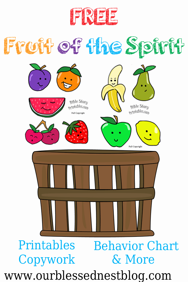 Fruits Of the Spirit Worksheets New Fruit Of the Spirit Resources