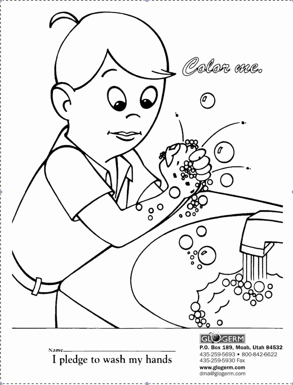 Germs Worksheets for Kindergarten Best Of 16 Best Of Germ Worksheets Printable Kindergarten