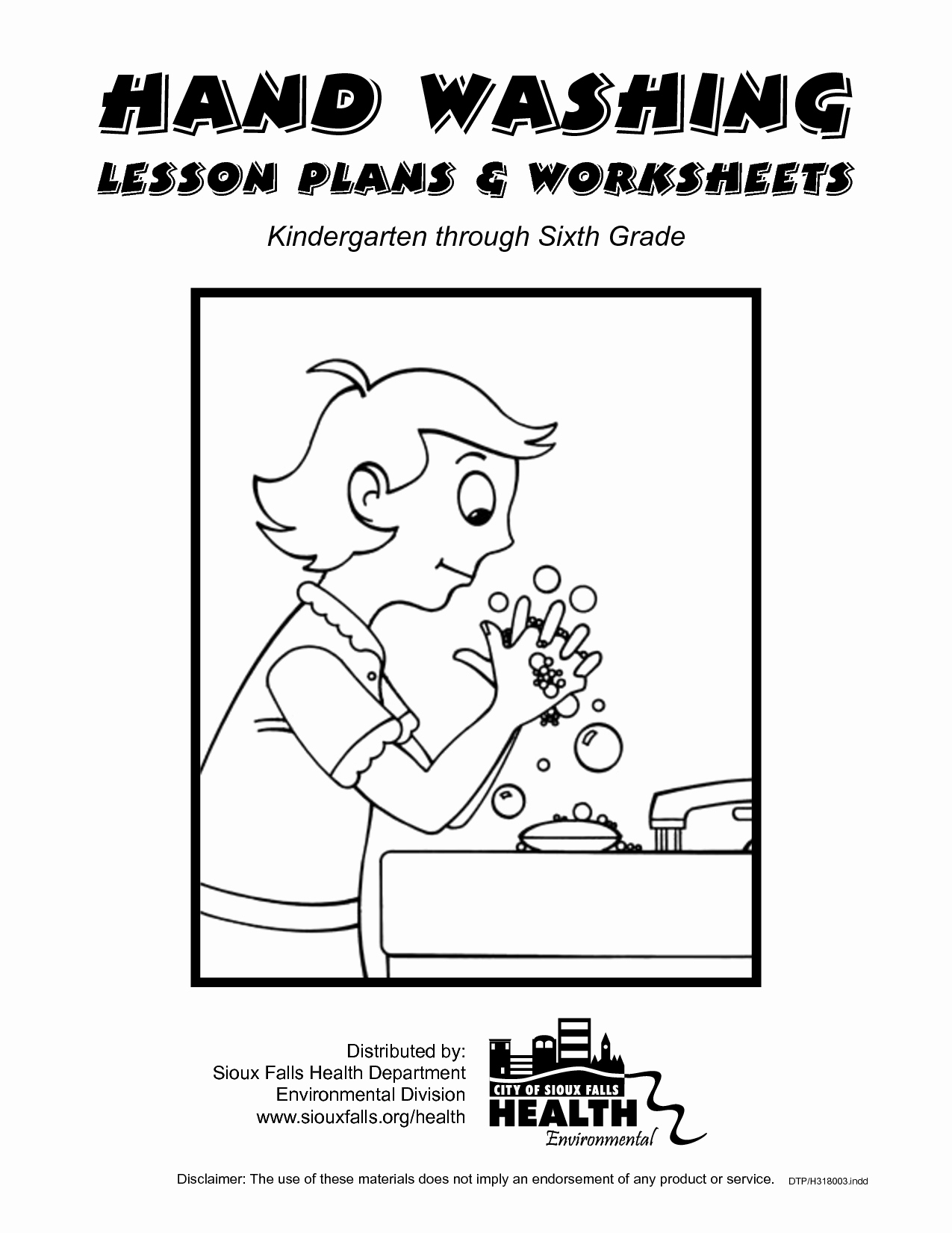 Germs Worksheets for Kindergarten Luxury Flu and Germs Worksheet