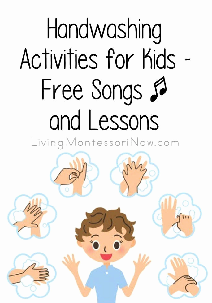 Germs Worksheets for Kindergarten New Germs Worksheets for Kindergarten Handwashing Activities