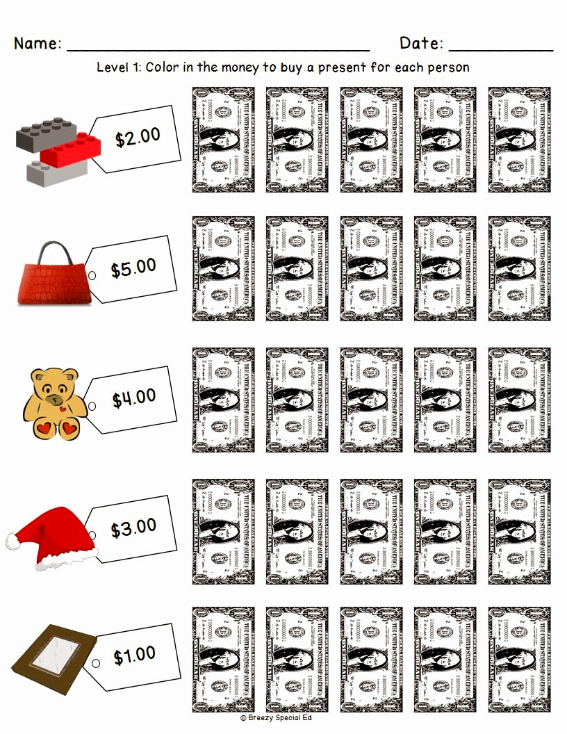 Grocery Shopping Math Worksheets Lovely 20 Grocery Store Math Worksheets