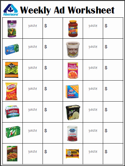 Grocery Shopping Math Worksheets Lovely Grocery Add Png 417×554 Pixels
