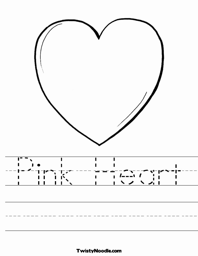 Heart Coloring Worksheet Best Of 10 Best Of Heart Blood Flow Worksheet Fetal