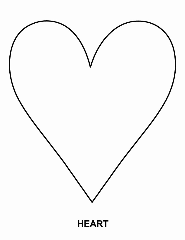 Heart Coloring Worksheet Inspirational Heart Coloring Page