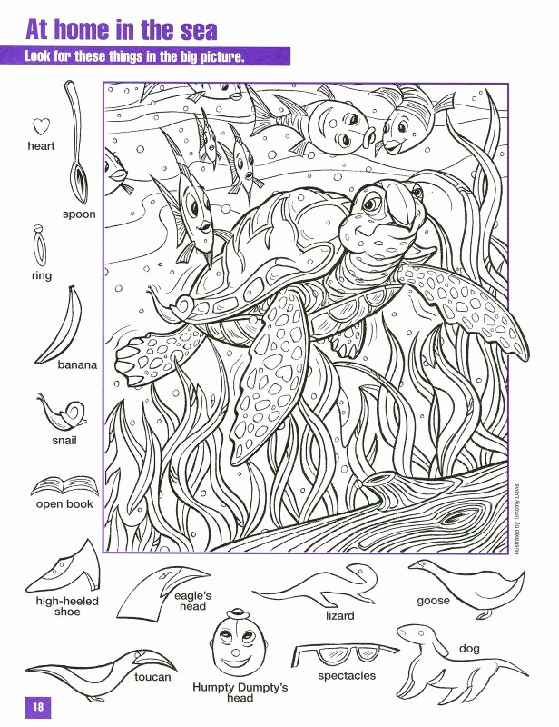 Hidden Animal Pictures Worksheets Inspirational Hidden Pictures Printables