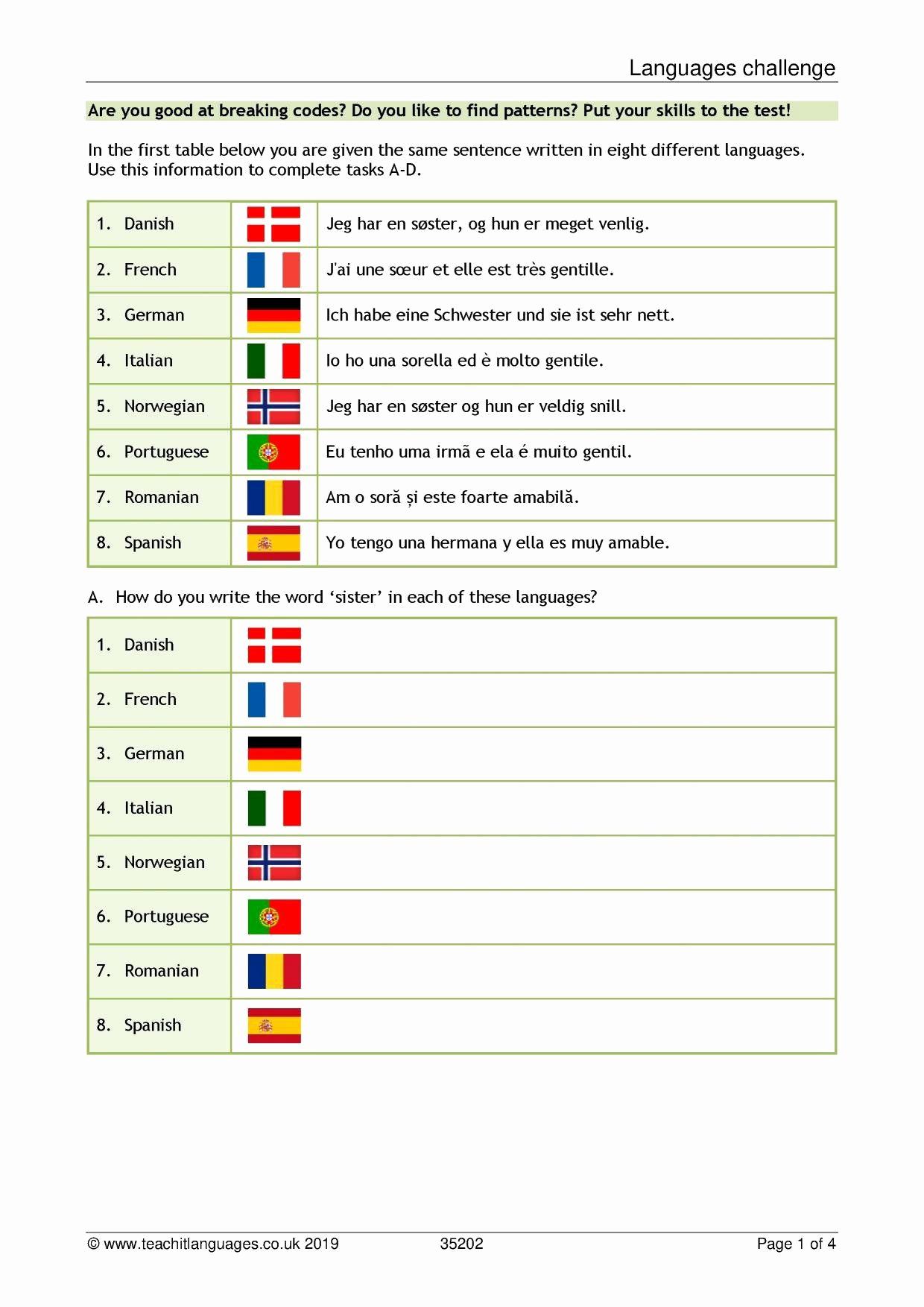 High School Spanish Worksheets Fresh Professionally 20 High School Spanish Worksheets