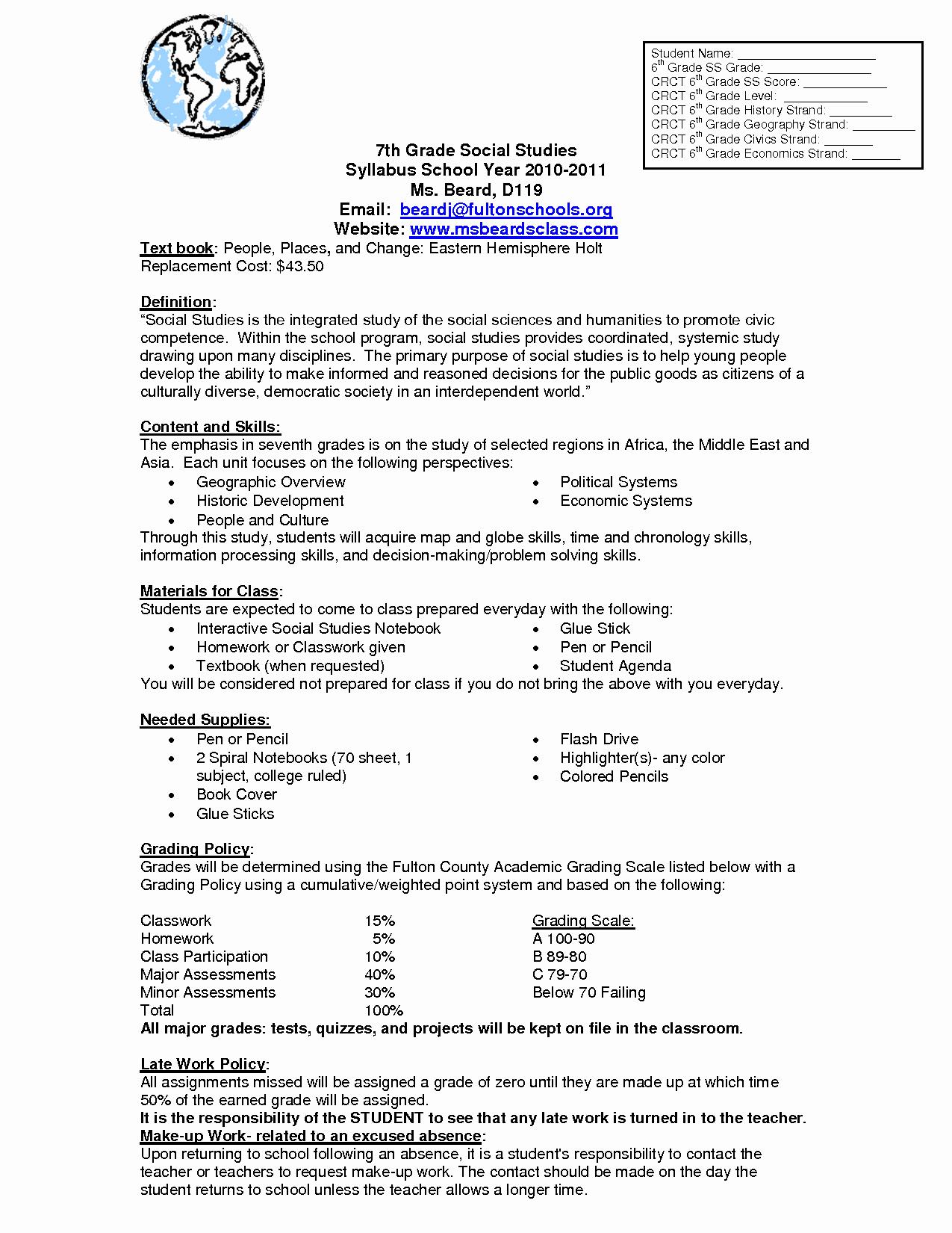 Hiset social Studies Worksheets Best Of 30 Hiset social Stu S Worksheets