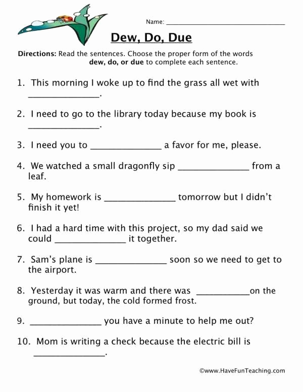 Homograph Worksheets 5th Grade New Pin On 5th Grade Worksheet