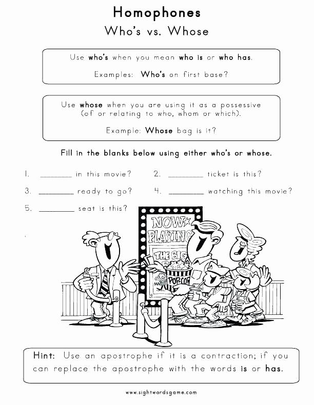 Homographs Practice Worksheets Lovely 25 Homographs Worksheet 3rd Grade