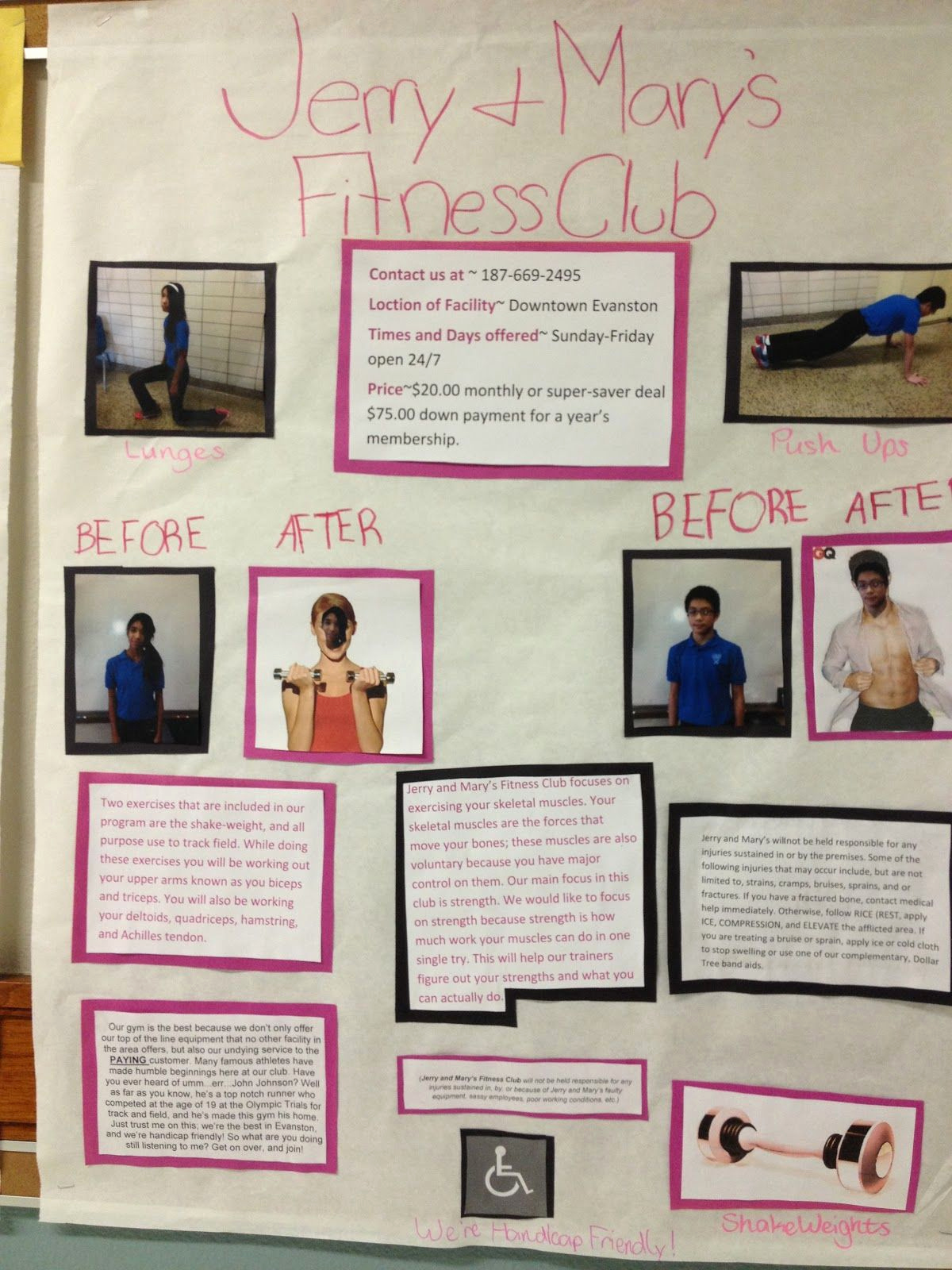 Human Body Worksheets Middle School Best Of Bits and Pieces Of Middle School Muscular System Project