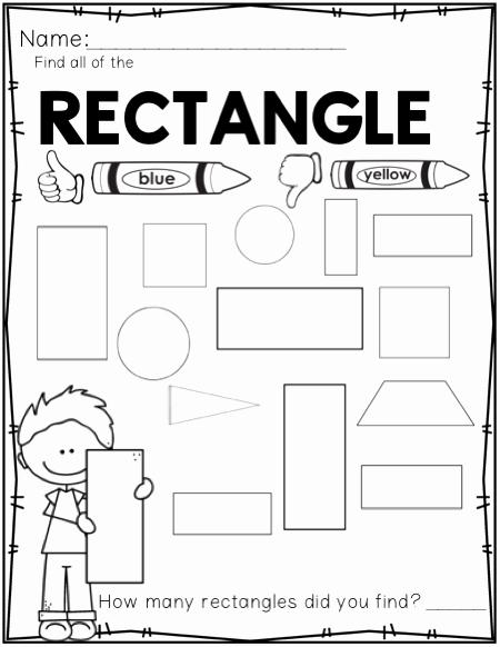 Identify Shapes Worksheet Kindergarten Beautiful 25 Identify Shapes Worksheet Kindergarten