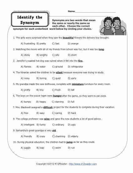 Identifying theme Worksheet Fresh Identifying theme Worksheets Homeschooldressage