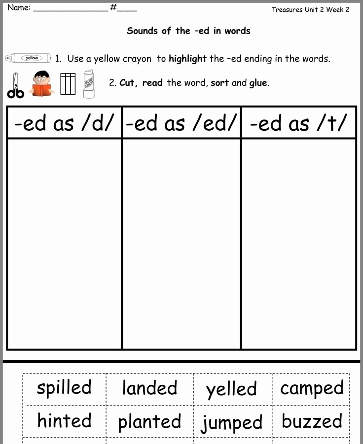 Inflectional Endings Worksheets 2nd Grade Awesome Inflectional Endings Worksheets 2nd Grade In 2020