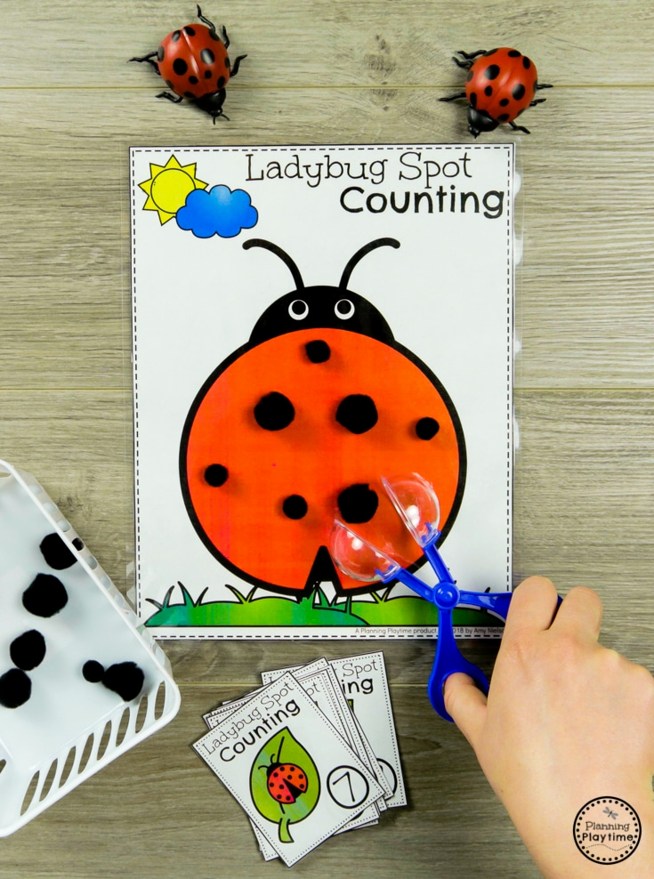 Insect Worksheets for Preschoolers Best Of Bug Activities Planning Playtime