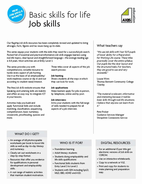 Job Skills Worksheets Beautiful Activities the O Jays and Worksheets On Pinterest