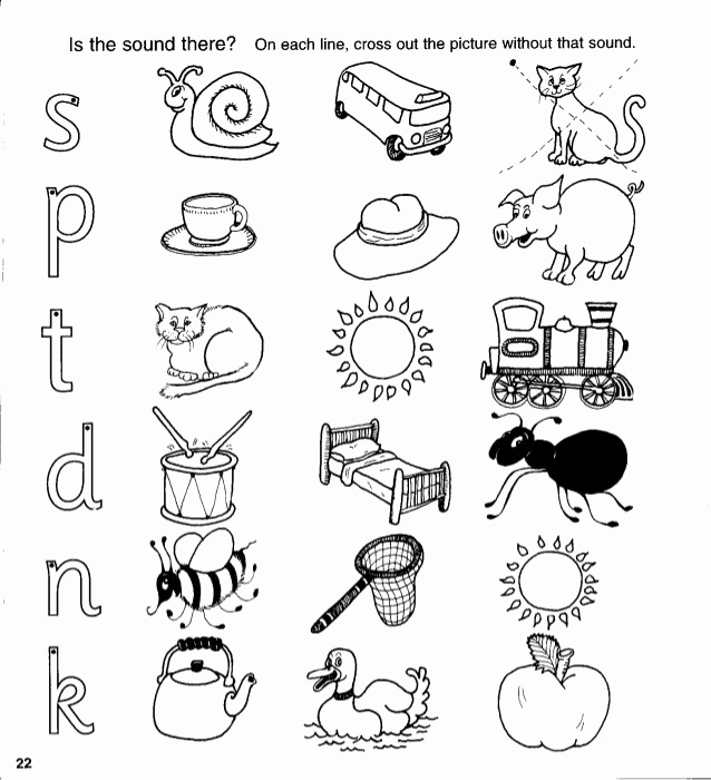 Jolly Phonics Worksheets for Kindergarten Luxury Resultado De Imagen Para Letters and song Of Group 2 Jolly