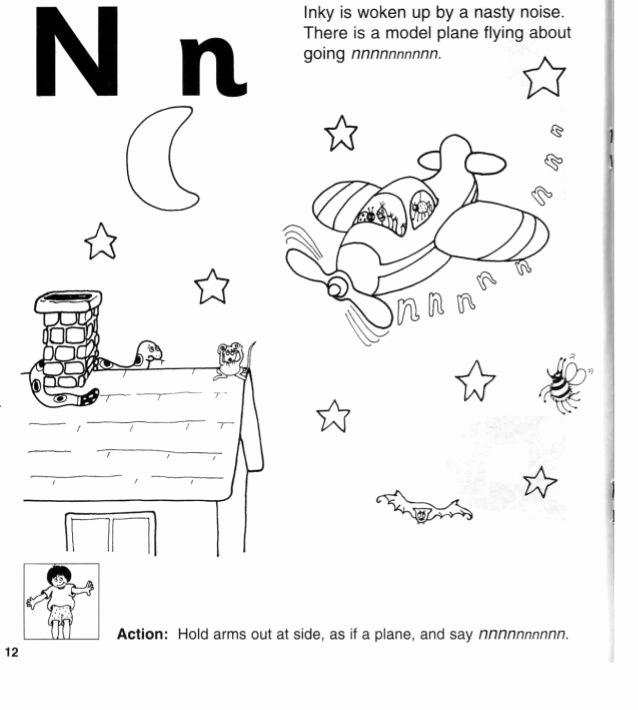 Jolly Phonics Worksheets for Kindergarten Unique Jolly Phonics Workbook 1