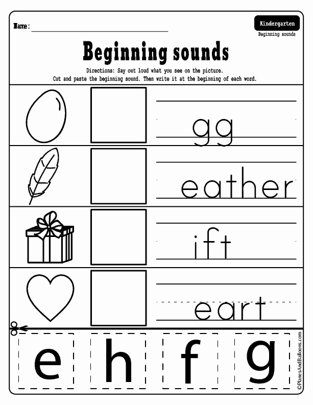 Kindergarten Cut and Paste Worksheets Beautiful Pin On Free Printable Worksheets