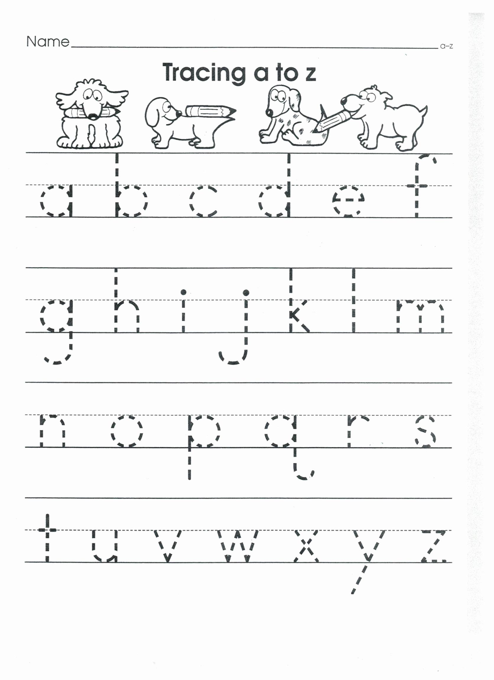 Kindergarten Lowercase Letters Worksheets Fresh Practice Writing Lowercase Letter Worksheets