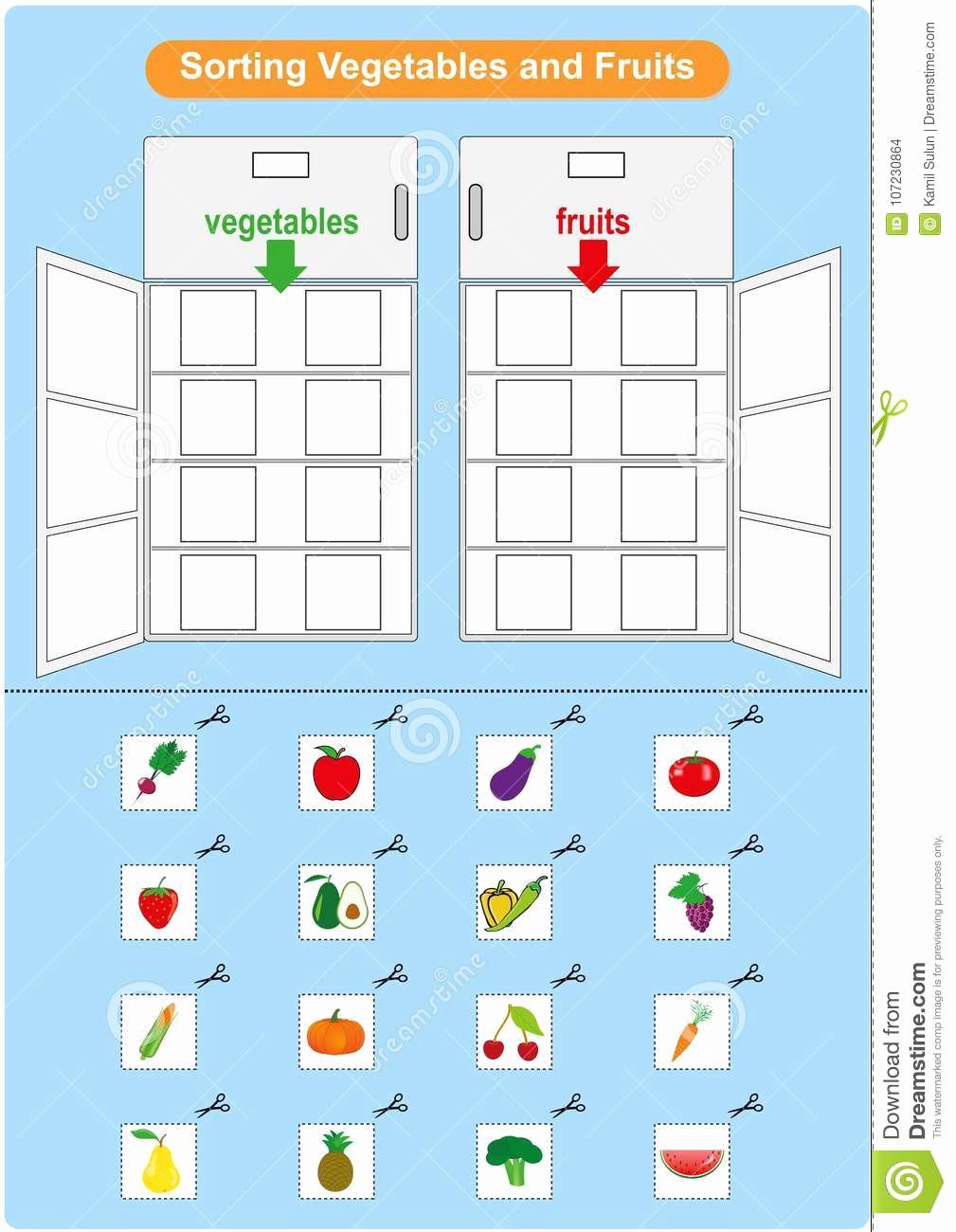 Kindergarten Math sorting Worksheets Best Of 20 Kindergarten Math sorting Worksheets