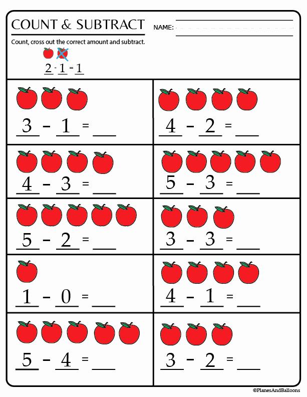 Kindergarten Math Worksheet Pdf Beautiful 15 Kindergarten Math Worksheets Pdf Files to for