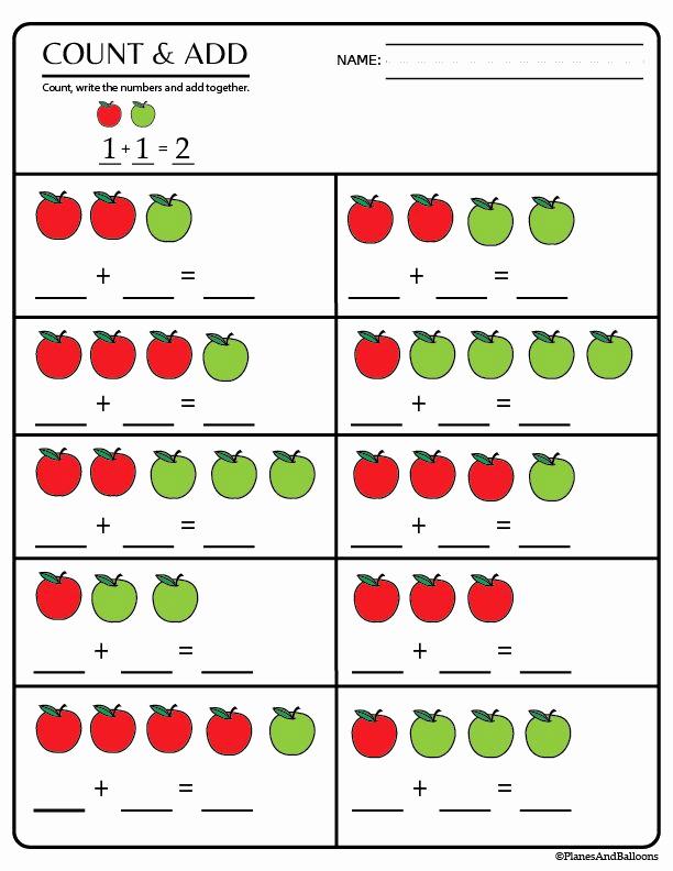 Kindergarten Math Worksheet Pdf Inspirational 15 Kindergarten Math Worksheets Pdf Files to for