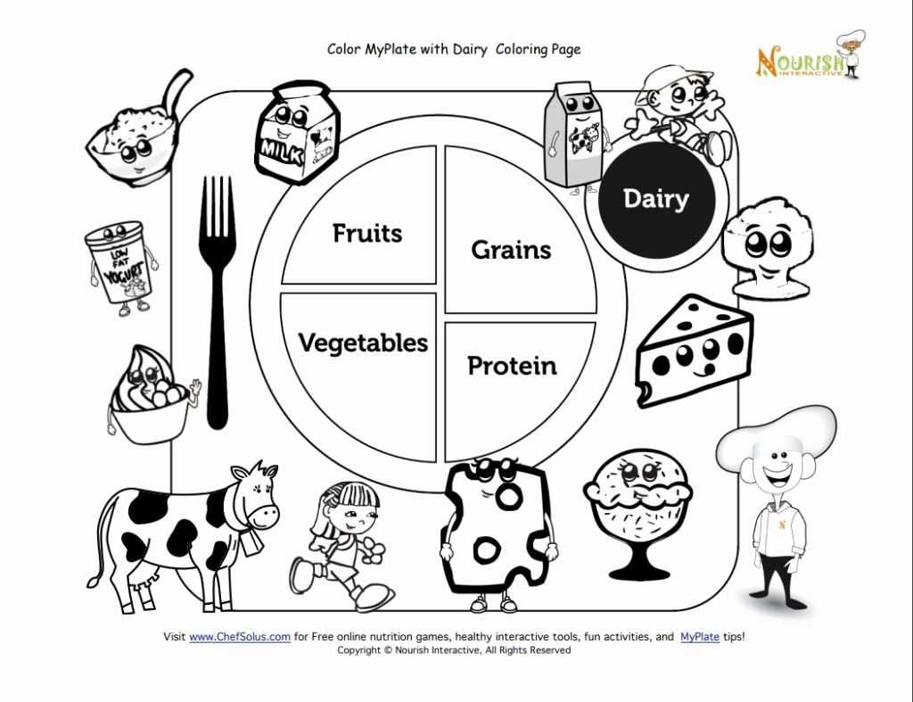 Kindergarten Nutrition Worksheets Best Of 9 Free Nutrition Worksheets for Kids Health Beet