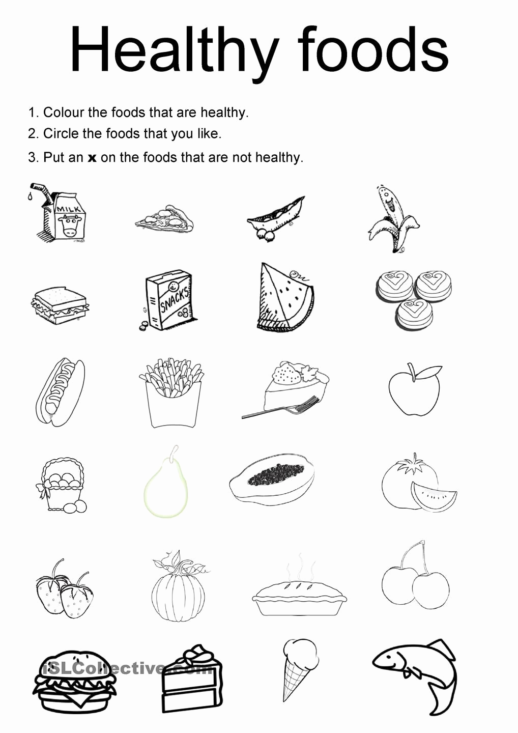 Kindergarten Nutrition Worksheets Unique 20 Kindergarten Nutrition Worksheets