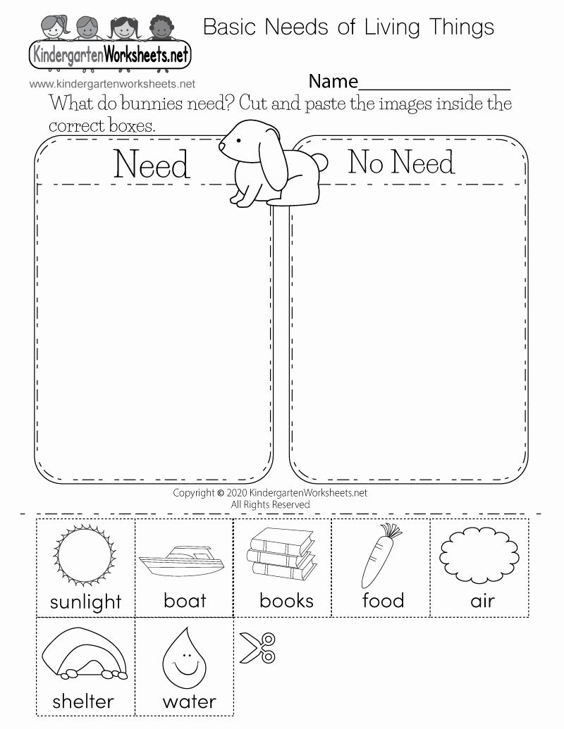 Kindergarten Science Worksheets Awesome Kids Science Worksheet Free Kindergarten Learning