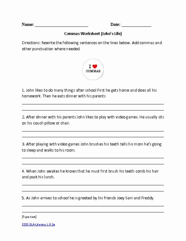 Language Arts Worksheets 8th Grade Best Of 16 Best Of 8th Grade Language Arts Worksheets