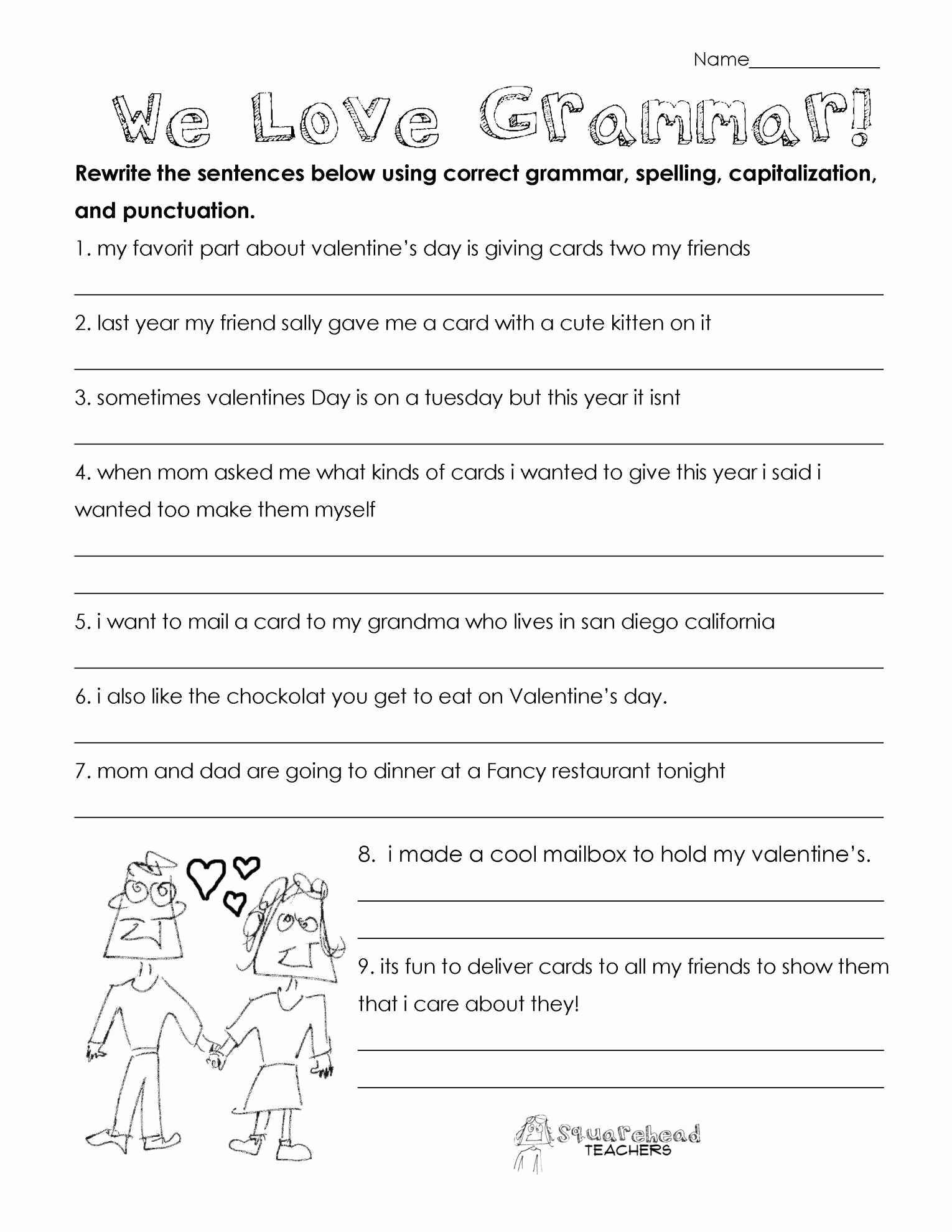 Language Arts Worksheets 8th Grade Lovely 20 8th Grade Language Arts Worksheets