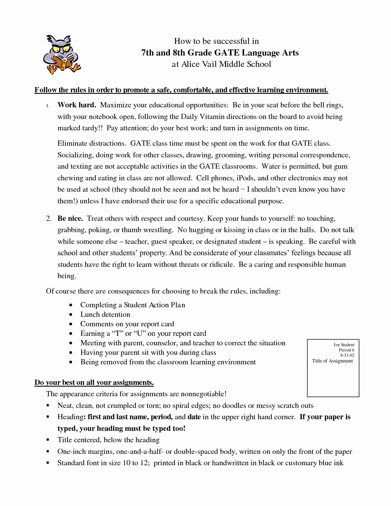 Language Arts Worksheets 8th Grade Unique 8th Grade Language Arts Worksheets – Mreichert Kids Worksheets