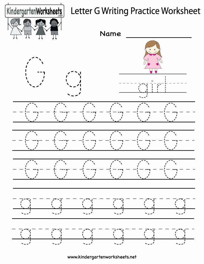 Letter G Worksheets for Kindergarten Lovely 15 Exciting Letter G Worksheets for Kids