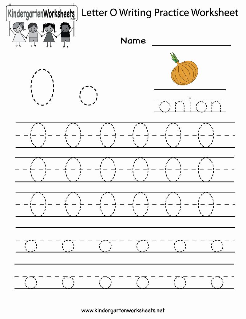 Letter O Worksheet for Kindergarten New Letter O Worksheets to Free Download Letter O Worksheets