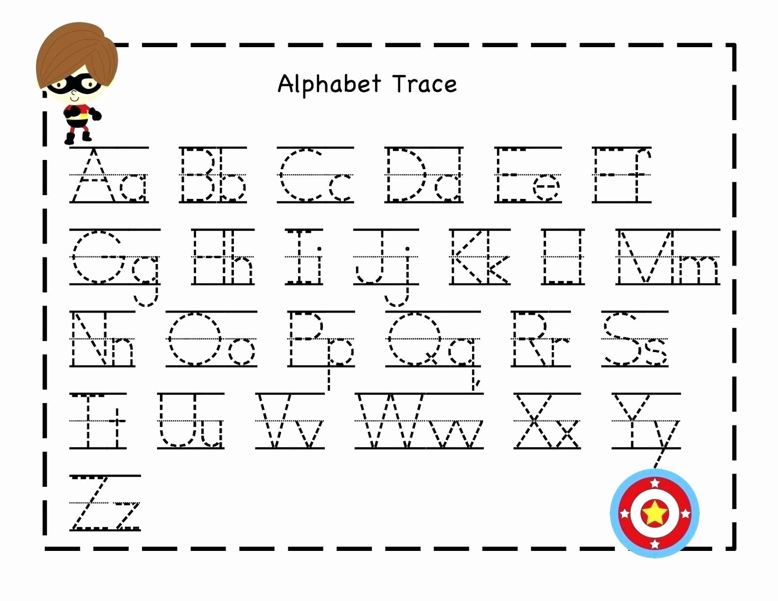 Letter Recognition Worksheets for Kindergarten Elegant Kindergarten Letter Recognition Worksheets — Db Excel