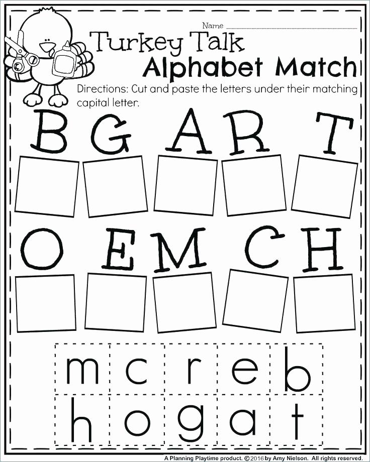Letter Recognition Worksheets for Kindergarten Lovely 17 Letter Recognition Worksheets for Kids