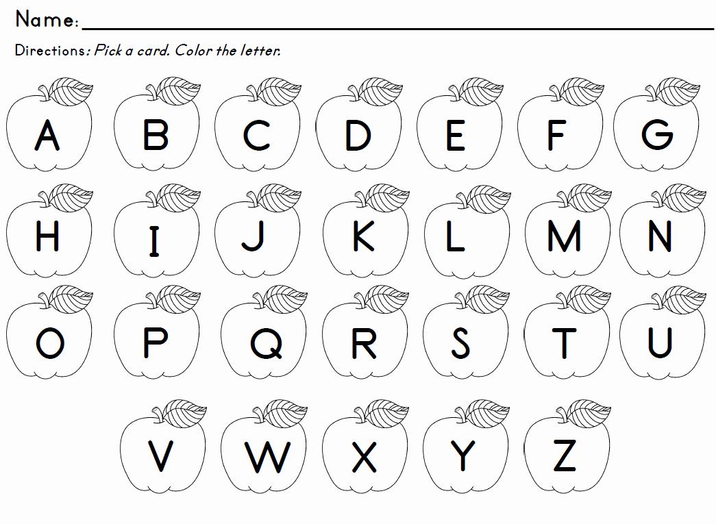 Letter Recognition Worksheets for Kindergarten Lovely Aloha Kindergarten Freebies