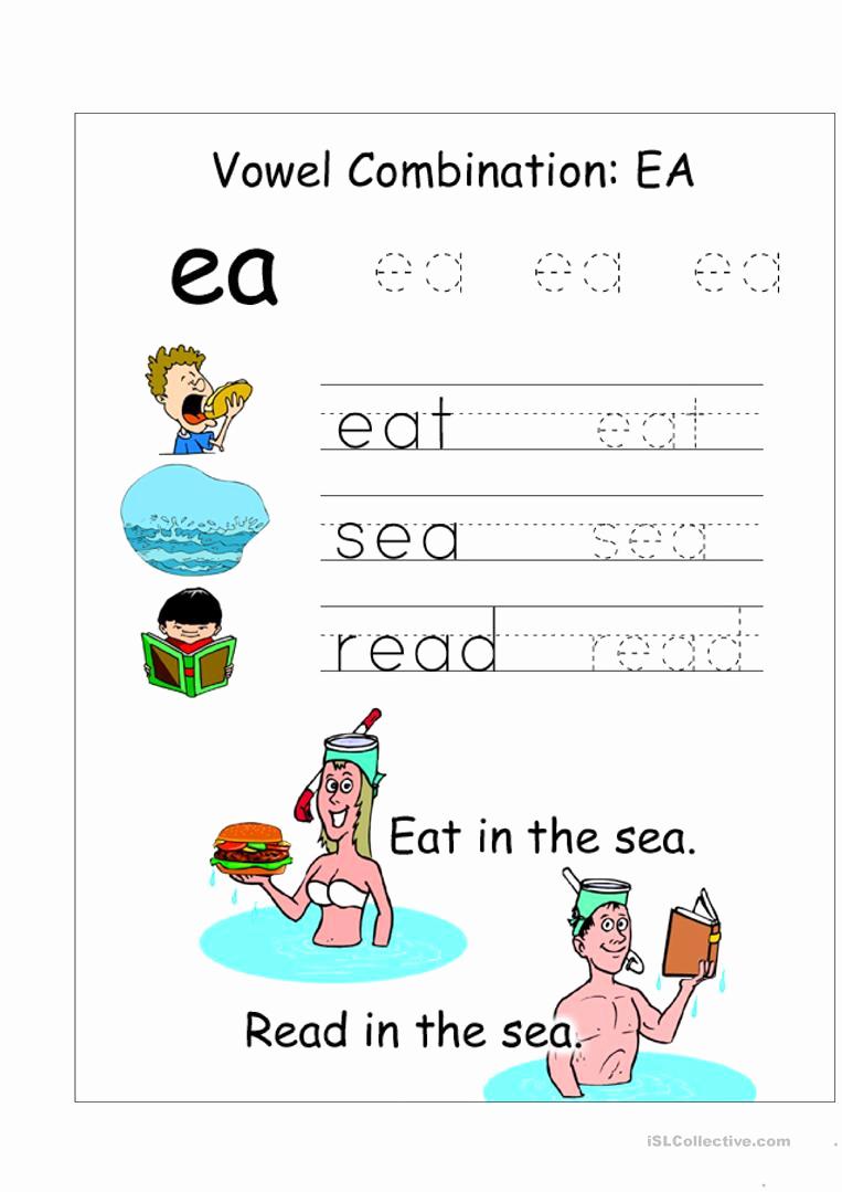 Long E Short E Worksheets Beautiful Long E Short E English Esl Worksheets for Distance