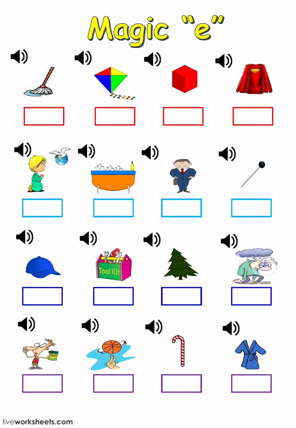 Long Vowel Silent E Worksheet Inspirational 30 Long Vowel Silent E Worksheet
