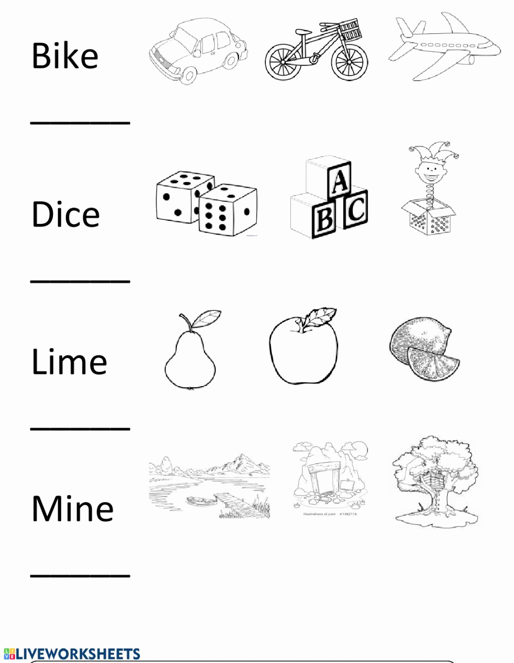 Long Vowel Silent E Worksheet Unique 30 Long Vowel Silent E Worksheet