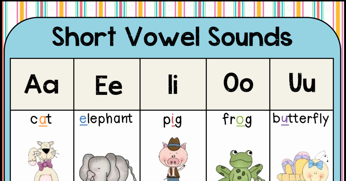 Long Vowel Worksheets Pdf Beautiful Long and Short Vowel Poster Pdf with Images