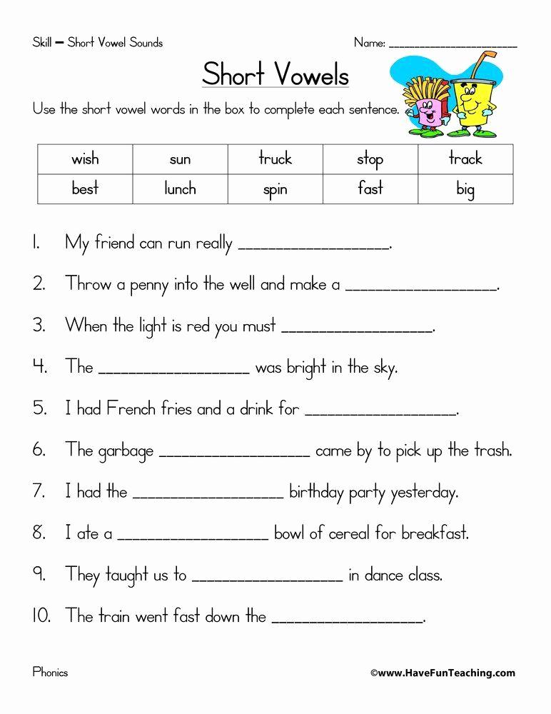 Long Vowel Worksheets Pdf New Long Vowels Worksheets Pdf Short Vowel Worksheets 2nd